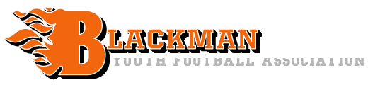 Blackman Youth Football Association Logo